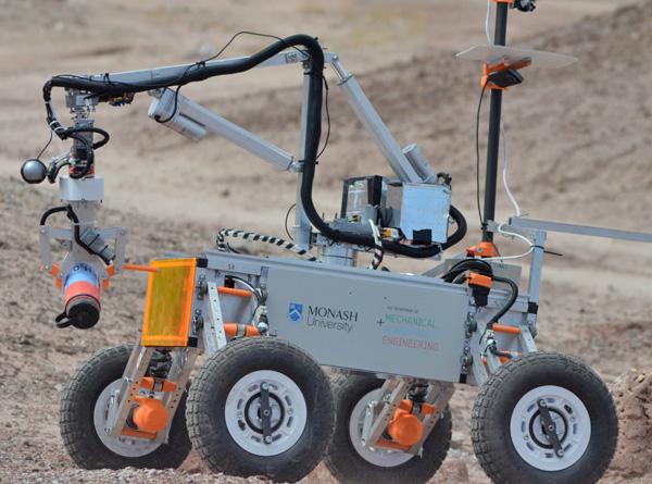 Exploring the Unknown: Victoria's Nova Rover Team