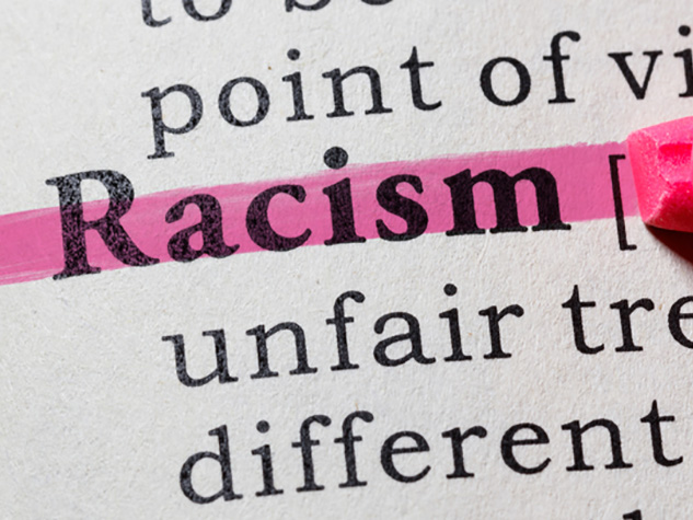 Racism. It Stops with Me