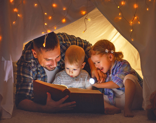 Things you should do when reading with your kids