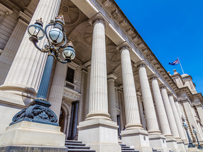 How a law is made in the Victorian Parliament
