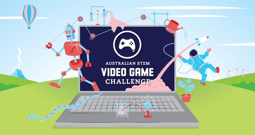 Australian STEM Video Game Challenge