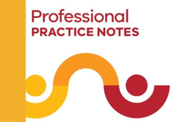 Professional Practice Notes